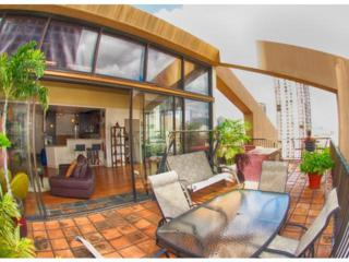 1088  Bishop Street  1216, Honolulu, HI 96813 (MLS #201501474) :: Team Lally