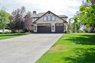 6640 N Double Eagle Lane  , Meridian, ID 83646 (MLS #98563430) :: CORE Group Realty