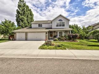 3332 N Summerfield Way  , Meridian, ID 83646 (MLS #98568038) :: Jon Gosche Real Estate