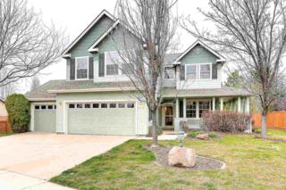 810 E Knoll Ct  , Eagle, ID 83616 (MLS #98581052) :: Tiger Prop