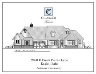 2690 S Creek Pointe Ln  , Eagle, ID 83616 (MLS #98573824) :: Agents With a Smile