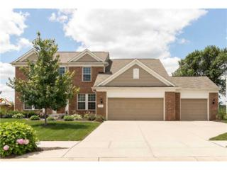 11996  Boothbay Lane  , Fishers, IN 46037 (MLS #21306151) :: The Gutting Group LLC