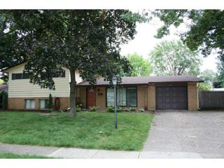 5605  Hollister Drive  , Indianapolis, IN 46224 (MLS #21309467) :: The Gutting Group LLC