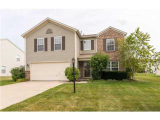 11969  Jesterwood Dr  , Fishers, IN 46037 (MLS #21311265) :: The Evelo Team