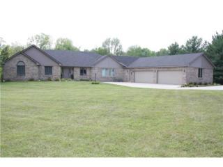 2138 N County Road 600  , Avon, IN 46123 (MLS #21311433) :: The Gutting Group LLC