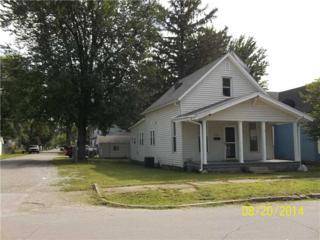 1521 S D Street  , Elwood, IN 46036 (MLS #21311437) :: The Gutting Group LLC