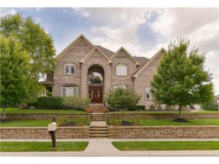 10912  Harbor Bay Drive  , Fishers, IN 46040 (MLS #21312402) :: The Evelo Team
