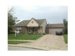 26  Daniel Circle  , Brownsburg, IN 46112 (MLS #21312409) :: The Gutting Group LLC