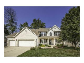 6434  Timber Walk Drive  , Indianapolis, IN 46236 (MLS #21312519) :: Heard Real Estate Team