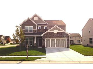 7579  Pacific Summit  , Noblesville, IN 46062 (MLS #21312841) :: The Evelo Team