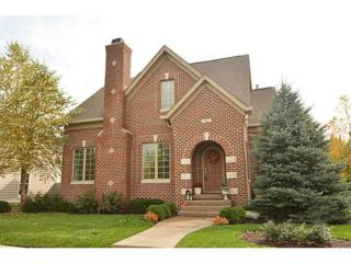 7611 W Stonegate Drive  , Zionsville, IN 46077 (MLS #21320274) :: The Gutting Group LLC