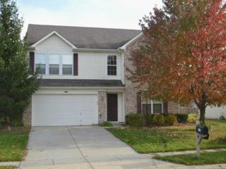 6523  Crossbridge Drive  , Noblesville, IN 46062 (MLS #21321922) :: The Gutting Group LLC