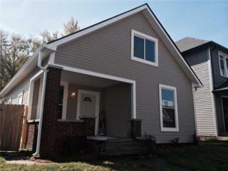 737  Orange Street  , Indianapolis, IN 46203 (MLS #21322064) :: Heard Real Estate Team