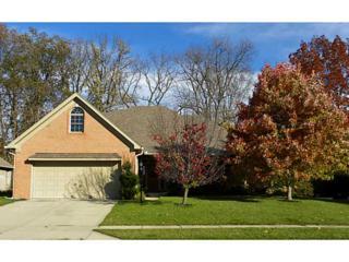 629  Raintree Drive  , Avon, IN 46123 (MLS #21322887) :: The Gutting Group LLC