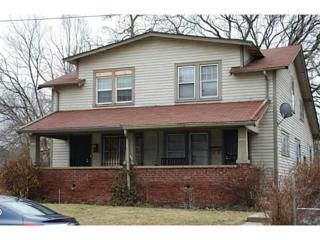 1011 W 29TH Street  , Indianapolis, IN 46208 (MLS #21325487) :: The Gutting Group LLC