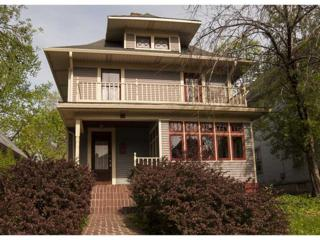 75 N Whittier Place  , Indianapolis, IN 46219 (MLS #21326128) :: The Evelo Team