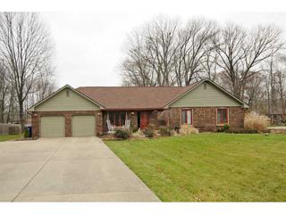 1009 S Country Lane  , Greenfield, IN 46140 (MLS #21326603) :: The Gutting Group LLC