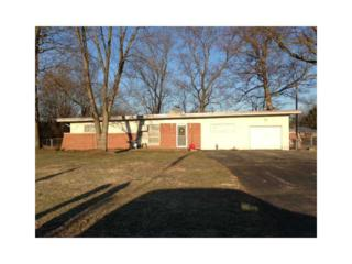 621 N 500 W  , Anderson, IN 46011 (MLS #21327159) :: The Evelo Team