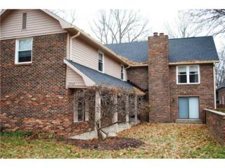 2902  Stillman Avenue  13, Indianapolis, IN 46268 (MLS #21328553) :: The Gutting Group LLC
