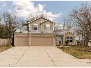 7107  Eagle Trace Way  , Indianapolis, IN 46237 (MLS #21329254) :: The Evelo Team