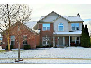 19053  Mill Grove Drive  , Noblesville, IN 46062 (MLS #21333490) :: Heard Real Estate Team