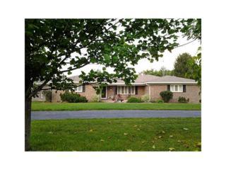 6737  Masten Road  , Coatesville, IN 46121 (MLS #21338074) :: The Nina Klemm Team