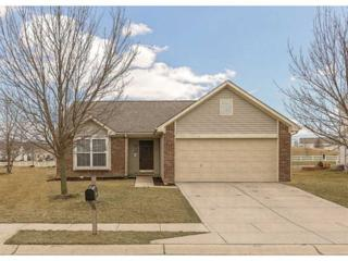 10843  Ashwood Drive  , Fishers, IN 46038 (MLS #21343163) :: The Evelo Team
