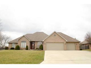 863  Westgate Drive  , Anderson, IN 46012 (MLS #21343193) :: Heard Real Estate Team