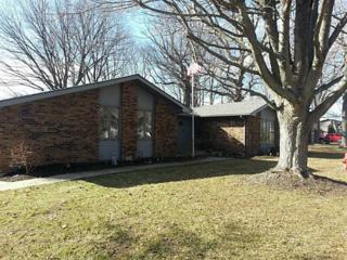 2117  Dena Drive  , Anderson, IN 46017 (MLS #21343198) :: Heard Real Estate Team