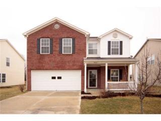 10227  Homestead Drive  , Brownsburg, IN 46112 (MLS #21343259) :: Heard Real Estate Team