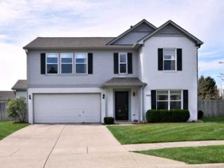 3035  Maqua Court  , Carmel, IN 46033 (MLS #21347270) :: The Gutting Group LLC