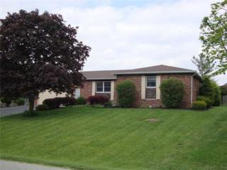 1010 E Tara Road  , Greensburg, IN 47240 (MLS #21347611) :: Heard Real Estate Team