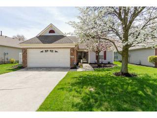 10822  Washington Bay Drive  , Fishers, IN 46037 (MLS #21347617) :: Heard Real Estate Team