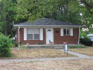 3106  Hovey Street  , Indianapolis, IN 46218 (MLS #21349439) :: The Evelo Team