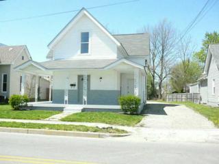 52 N Meridian Street  , Greenwood, IN 46143 (MLS #21349440) :: The Evelo Team
