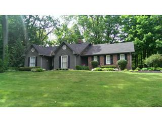 9678  Decatur Drive  , Indianapolis, IN 46256 (MLS #21355395) :: Heard Real Estate Team