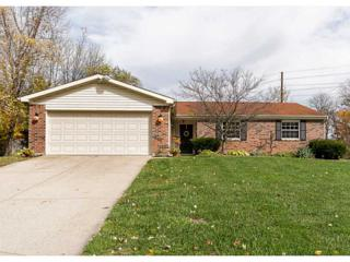 5410  Vicksburg Drive  , Indianapolis, IN 46254 (MLS #21321579) :: The Evelo Team