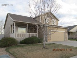 388  Green Teal Ct  , Loveland, CO 80537 (MLS #736296) :: Kittle Team - Coldwell Banker