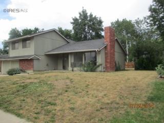 2421 W 22nd St  , Loveland, CO 80538 (MLS #745575) :: Kittle Team - Coldwell Banker