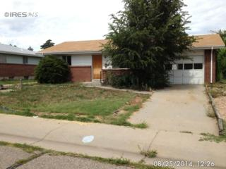 3123 W 5th St  , Greeley, CO 80634 (MLS #745898) :: Kittle Team - Coldwell Banker