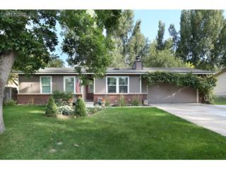 618  Sydney Dr  , Fort Collins, CO 80525 (MLS #746740) :: The Colley Team @ Remax Alliance