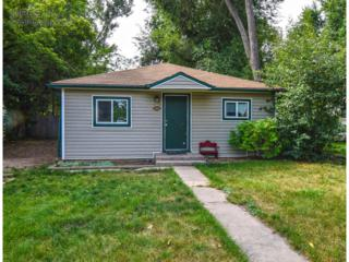 1422 E 5th St  , Loveland, CO 80537 (MLS #746878) :: The Colley Team @ Remax Alliance
