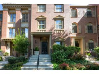 1114  Race St  , Denver, CO 80206 (MLS #748932) :: The Byrne Group