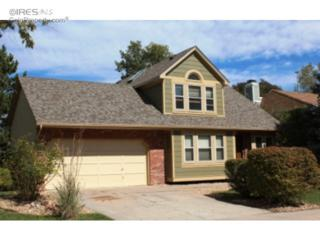 936  Butte Pass Dr  , Fort Collins, CO 80526 (MLS #748979) :: The Colley Team @ Remax Alliance