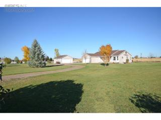 302  Immigrant Trl  , Severance, CO 80550 (MLS #749859) :: The Byrne Group