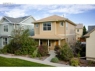608  Homestead St  , Lafayette, CO 80026 (MLS #750066) :: The Byrne Group