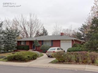 370  Auburn St  , Boulder, CO 80305 (MLS #750743) :: The Byrne Group