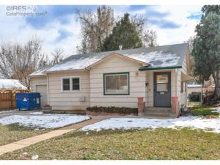 528 W 9th St  , Loveland, CO 80537 (MLS #751023) :: The Colley Team @ Remax Alliance