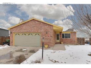 508  Sherri Dr  , Loveland, CO 80537 (MLS #751211) :: Kittle Team - Coldwell Banker