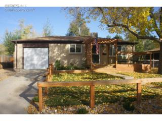 5932  Holland St  , Arvada, CO 80004 (MLS #751390) :: The Byrne Group